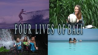 FOUR LIVES OF BALI. Documentary film with Uyana Kharasova.