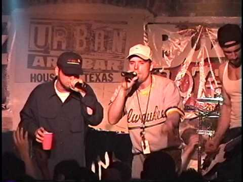 Bloodhound Gang - (Urban Art Bar) Houston,Tx 3.24.97