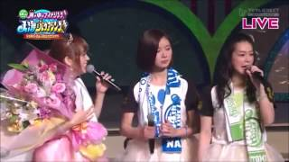 2014.11.24菊地亜美アイドリング!!!卒業.