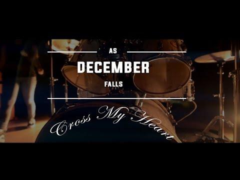 Cross My Heart - As December Falls