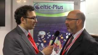 Interview with Jacques Magen, Chairman of the Celtic Core Group, at the Celtic-Plus Event 2015