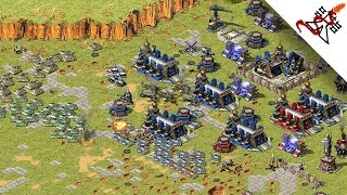 Red Alert 2 - 2vs2 EXPERTS LAST STAND | Multiplayer Gameplay