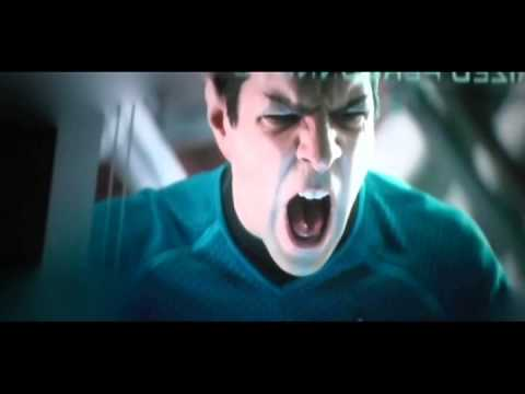 Spock yells 'Khan' for five minutes - YouTube