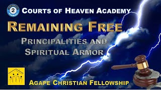 2C: Spiritual Armor of God: Principalities