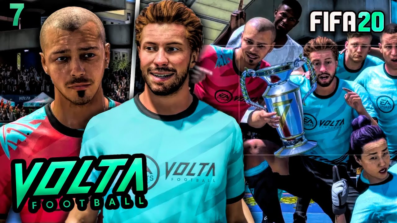 FIFA 20 VOLTA Story Mode Episode 7 , FINAL EPISODE! (Volta Full Movie)