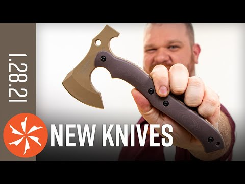 New Knives for