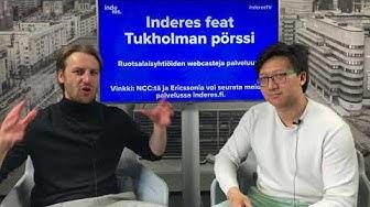 Inderes feat Tukholman pörssi