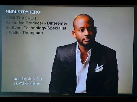 Industry Hero Summer 2016 Lecture on Advertising and Diversity at Miami Ad School