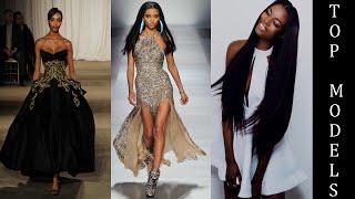 Today's Most Beautiful Black Women: Top Black Supermodels | Runway, Print, Commercial Models