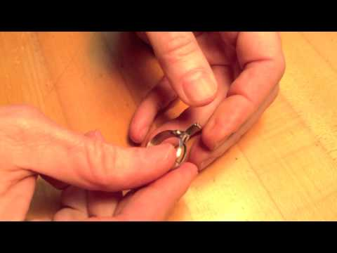 """Jeff McWhinney's Intelligent """"Active Wedding Rings"""""""