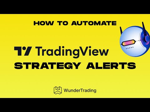 How to automate TradingView Strategy Alerts