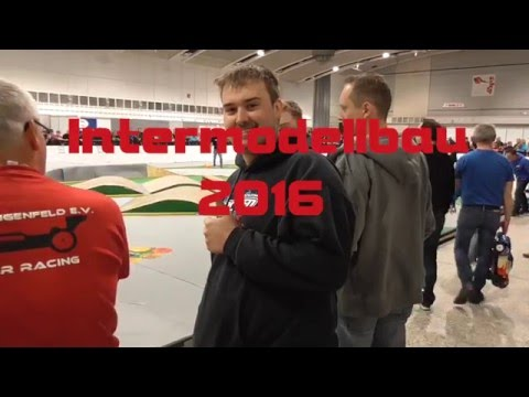 Intermodellbau 2016 - 1. NRW Offroad Cup Lauf