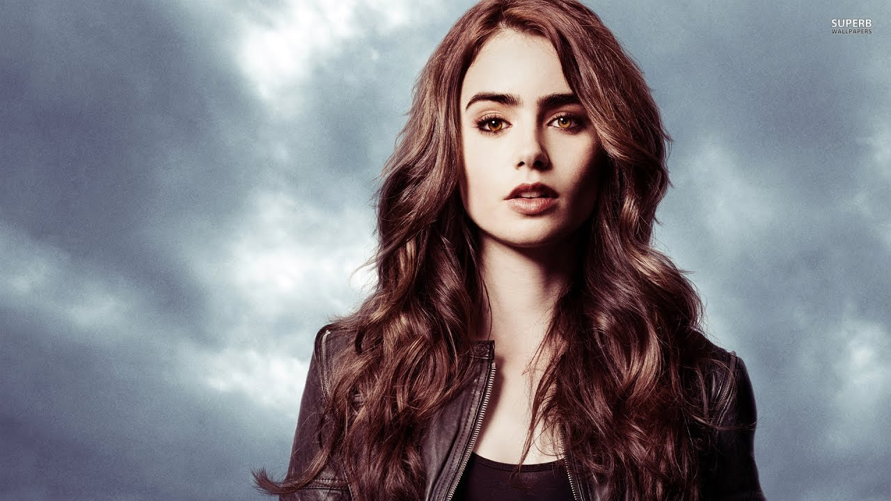 Clary Fray Lily Collins Makeup Tutorial Youtube