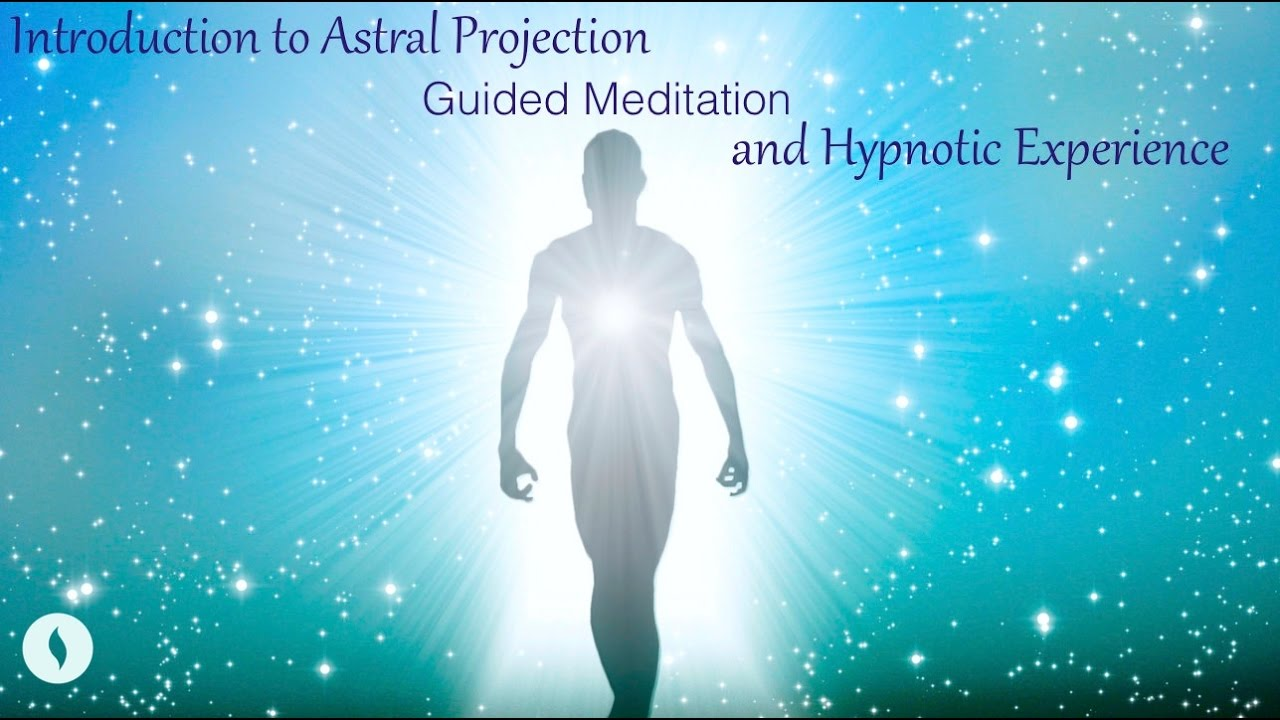 Intro to Astral Projection OBE Guided Meditation with Safety Imagery, Aura  and Protection