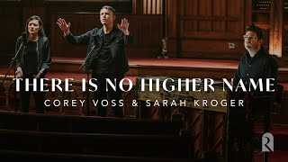 There Is No Higher Name - Corey Voss & Sarah Kroger, REVERE (Official Live Video)