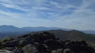 Pico Zapatero desde Navandrinal