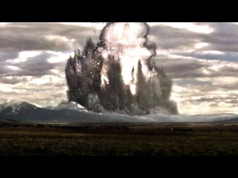Naked Science - Super Volcanoes