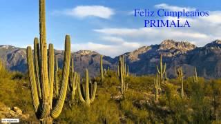 Primala  Nature & Naturaleza - Happy Birthday