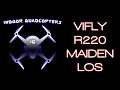 IQ - Rogue Squadron - VIFLY R220 Maiden Flight