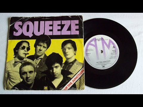 Squeeze - Up The Junction (With Lyrics)