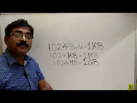 What Is GB (Gigabyte). 2^10 Is 1024. Therefore, 2^10, Or 1024 Megabytes Compose One Gigabyte.