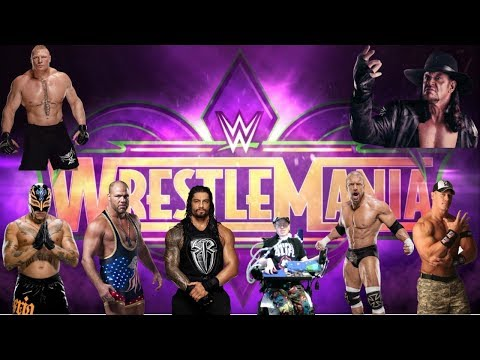 Music Stream 269 - Wrestlemania Talk + Spring & Summer Playlist Revealed