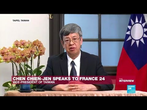 Taiwan's Vice President Says 'possibility' That Covid-19 Came From Chinese Laboratory