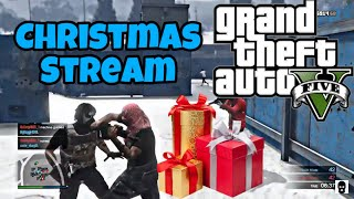 Christmas Stream Live GTA 5 ONLINE CAR MEET (GTA 5 Online)
