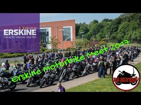 Erskine Motorbike Meet 2017