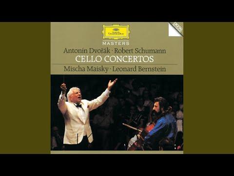 Dvorák: Cello Concerto In B Minor, Op. 104, B. 191 - 1. Allegro (Live)