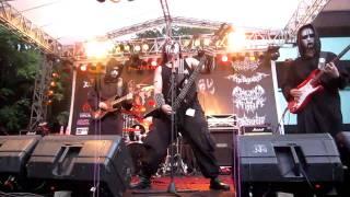 Draconis Infernum Live Jakarta 12 dec, Marduk Tour.