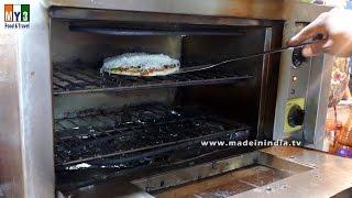 VEG PIZZA MAKING | ROADSIDE PIZZA MAKING