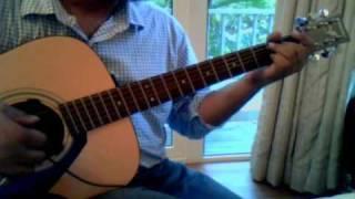 Kishore Kumar - Dil Aaj Shayar Hai Gum.. - Guitar Solo arrangement