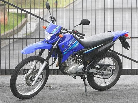 Mfp yamaha xtz 125 prueba youtube for Yamaha xtz 125