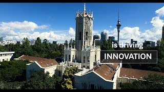 Innovation at the University of Auckland: Wireless power