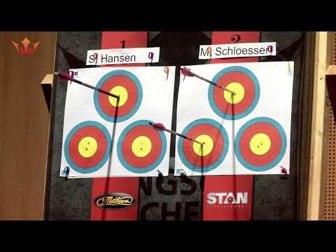 Kings of Archery 2017 -  Compound Men finals