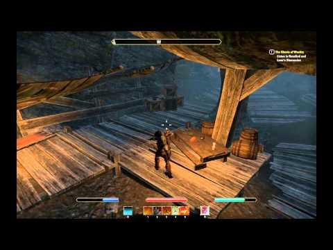 Elder Scrolls Online - Glenumbra - Mines Of Khuras Skyshard (PC)