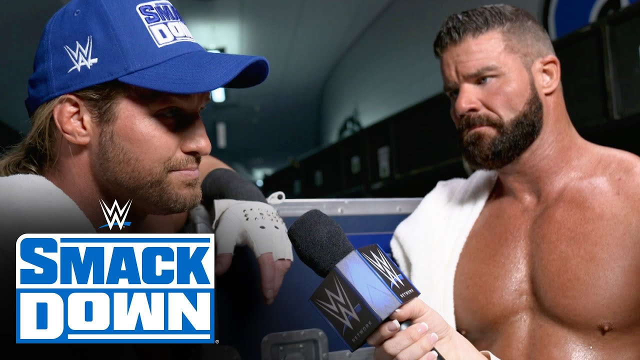Download Dolph Ziggler and Robert Roode see gold in their future: SmackDown Exclusive, Nov. 27, 2020