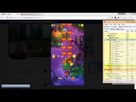 Hướng dẫn | Cách hack game EverWing trong facebook ( hack tiền và cúp - hack gold and trophies)