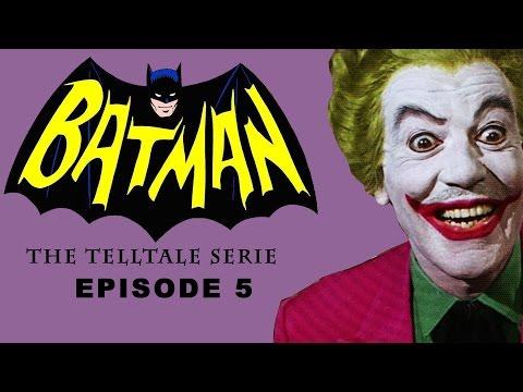 Batman The telltale serie - Episode 5 - Tous pourris !