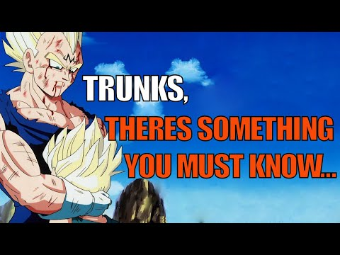 Prince Vegeta - Never Give Up - The Motivation of an Anti-Hero