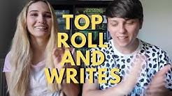 TOP ROLL AND WRITES - Würfelspiele | Brettspiel Geeks | Brettspiele