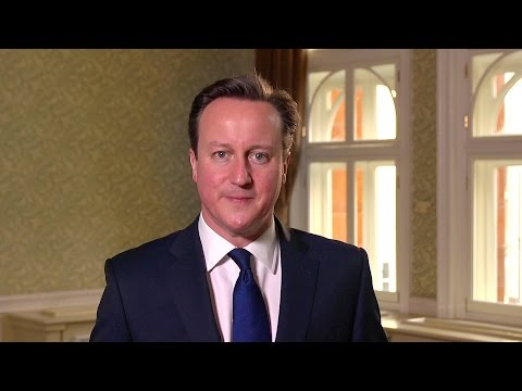 David Cameron: A very Happy Easter to you and your family
