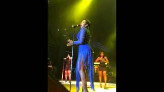 "Fantasia - ""Lose To Win,"" ""Get It Right,"" and ""Baby Mama."""