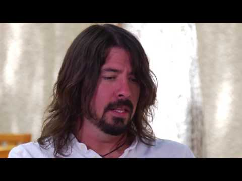 Dave Grohl - Interview (120 minutes, 2011)