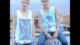 Ya No Quiero Mas By Piny & Andy Music Prod El Mayordomo LGR