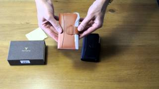 UNBOXING REVIEW Piel Frama iPhone 6(Plus) Wallet