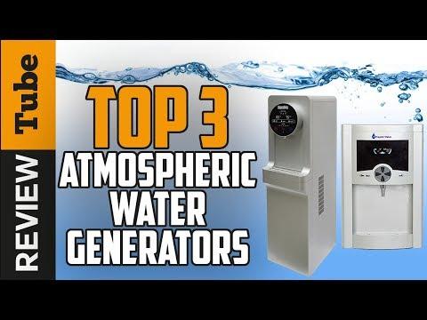 ✅Atmospheric Water: Best Water Generator 2018 (Buying Guide)