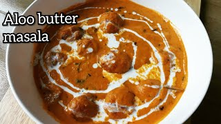 dhaba style butter paneer