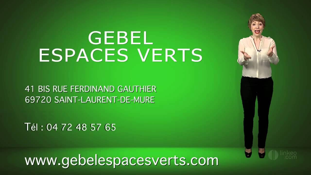 Gebel espaces verts abattage lagage entretien espaces for Importance des espaces verts